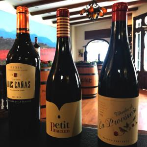 tres vinos